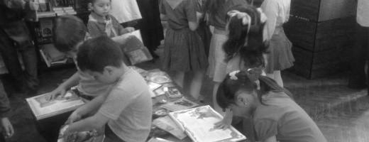 Copiii, cartea şi muzica