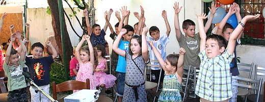 Karaoke Party for children