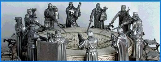 Arthur şi Cavalerii Mesei Rotunde