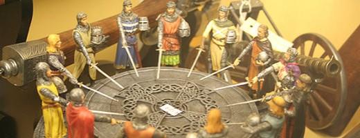 Arthur şi Cavalerii Mesei Rotunde. Ultima rundă.