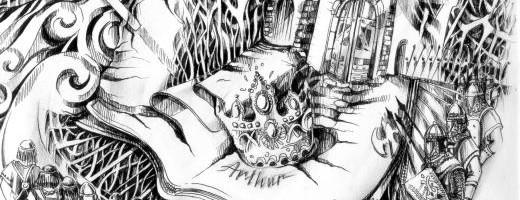 Arthur, Cavalerii Mesei Rotunde şi bastilienii